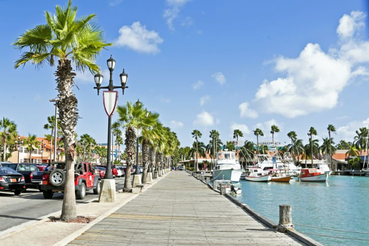 Port of Aruba
