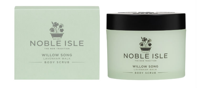 Willow Song Body Scrub from Noble Isle
