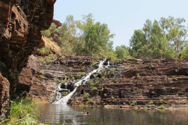 Karijini National Park in Western Australia