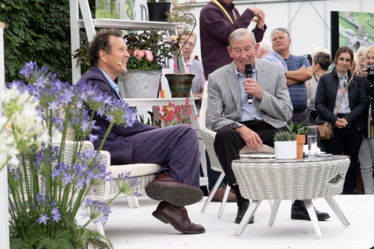 The host of BBC2's Gardeners' World, Monty Don