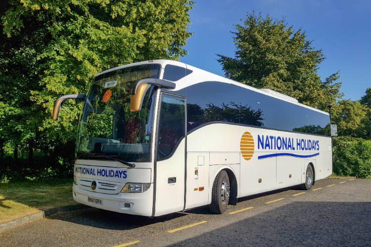 A National Holidays Coach