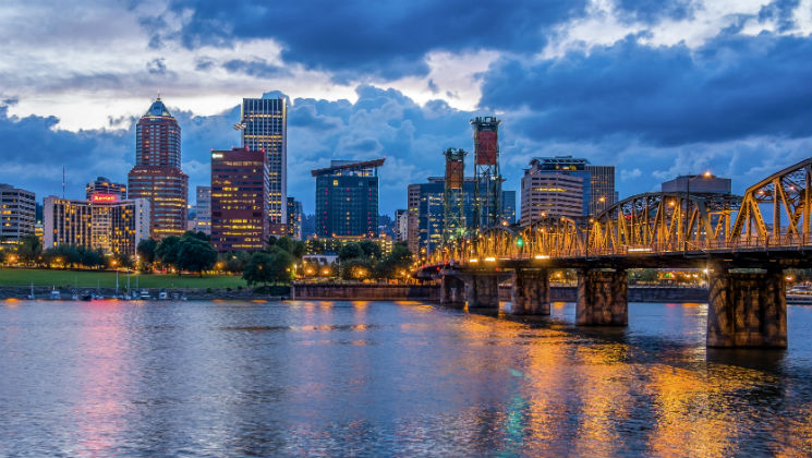Ever wondered what to do when you're visiting Portland, Oregon? It's known for its slogan 'Keep Portland Weird', and there's plenty to keep you occupied!