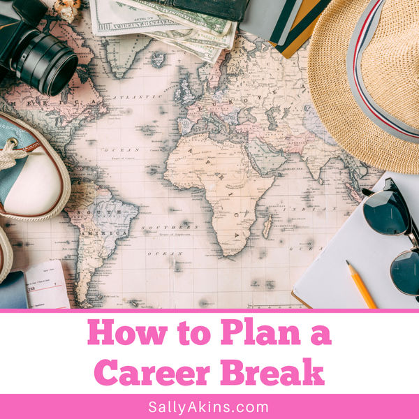 Have you ever dreamed of taking a career break? Audrey Chalmers from Gumnuts Abroad has some great advice on how to make your dream a reality #travelhacks #traveltips #careerbreak