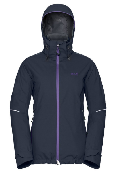 Jack Wolfskin ski jacket