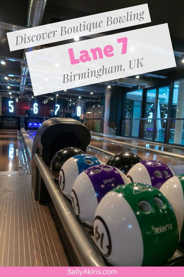 Think you know ten-pin bowling? Think again, because Lane7 has brought boutique bowling to Birmingham - take a look inside this luxe bowling venue!