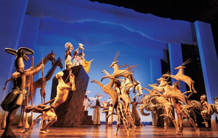 Disney's The Lion King at The Lyceum