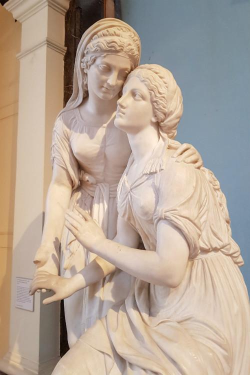 The Sisters of Bethany by John Warrington Wood