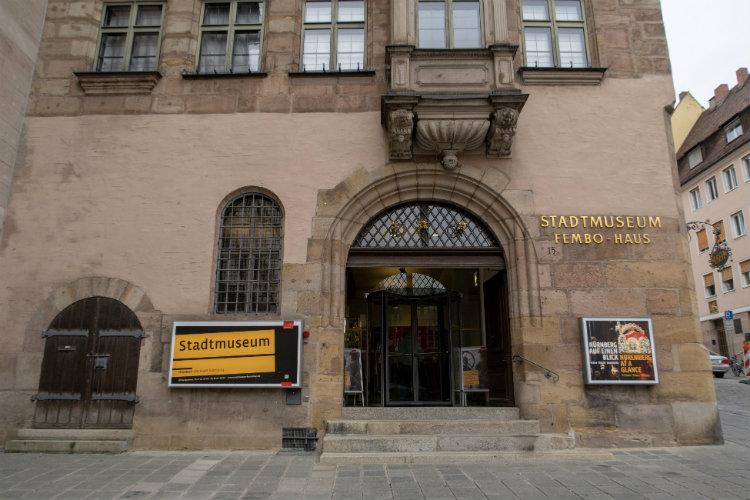 Nuremberg City Museum at Fembo House (Stadtmuseum im Fembo-Haus)