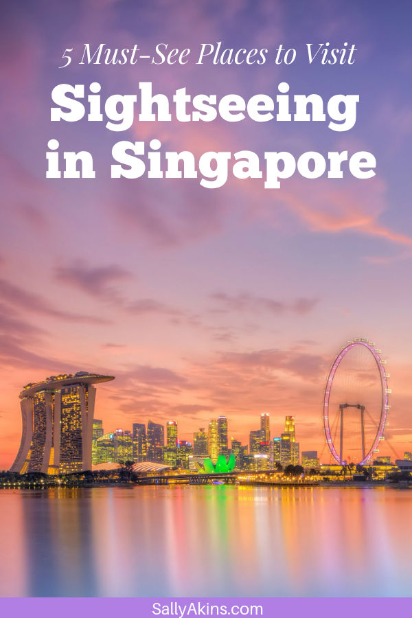 If you're planning a visit to Singapore, you'll have plenty of options for sightseeing. Here are some must-see suggestions for your visit #Singapore #Raffles #SingaporeSling #Travel