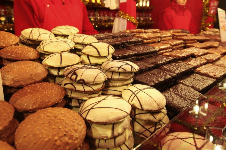 A selection of Nuremberg Lebkuchen