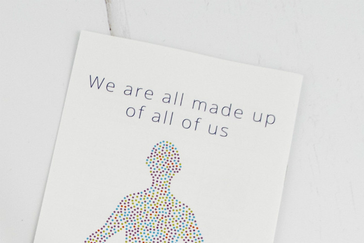 A Living DNA brochure