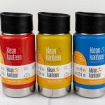 You could win these stylish and durable Klean Kanteen flasks if you enter my fab new giveaway!