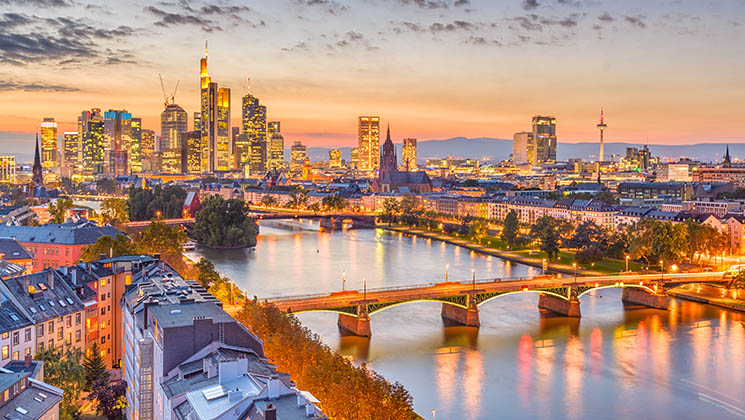 Thinking of taking a city break in the German city of Frankfurt-am-Main? Here's all you need to know before you visit!