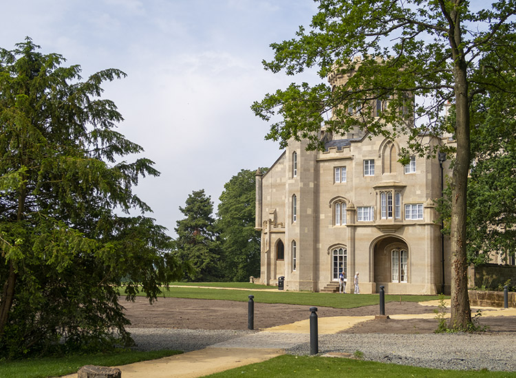 Warner Leisure Hotels Studley Castle in Warwickshire, England