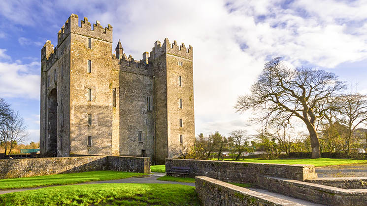 Discover just a few of the many fascinating historical sites to be found in Ireland