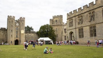 Discover why a visit to Warwick Castle is a fun-filled, action-packed day out for visitors of all ages.