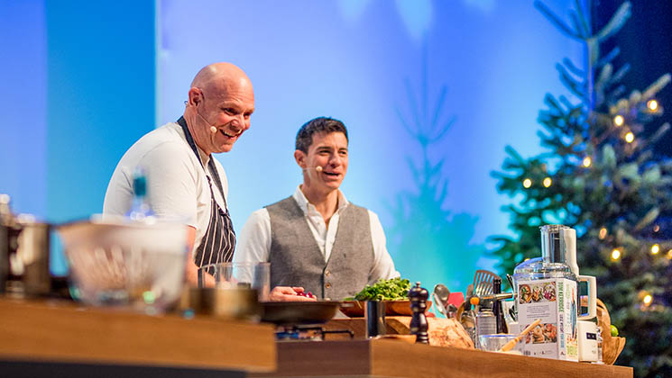 The BBC Good Food Show Winter is the ultimate festive day out for food lovers. Find out what's in store at this year's show!