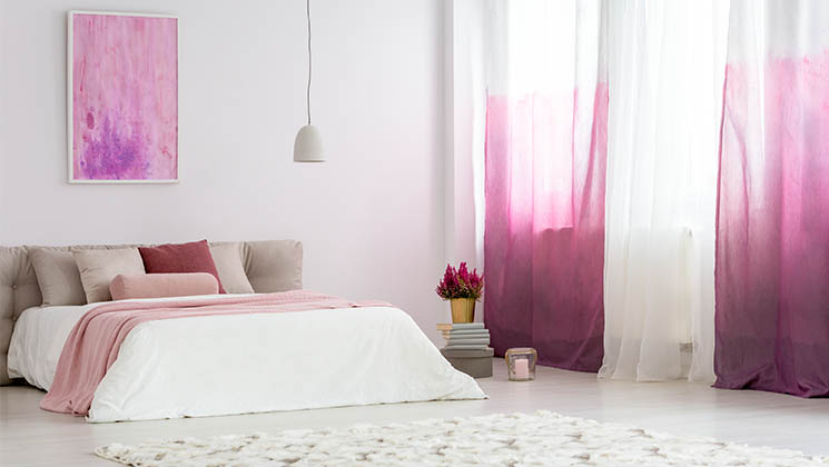 The new season brings longer days, lighter evenings, and tips for a Spring bedroom makeover!