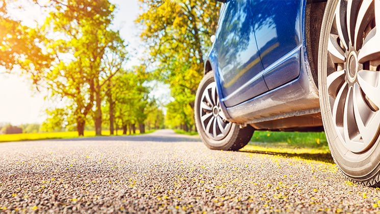 When the weather starts to warm up, these tips will help keep your tyres in top condition throughout summer