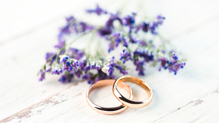 Renewing your vows is a wonderfully romantic occasion - here are five reasons to consider a vow renewal ceremony