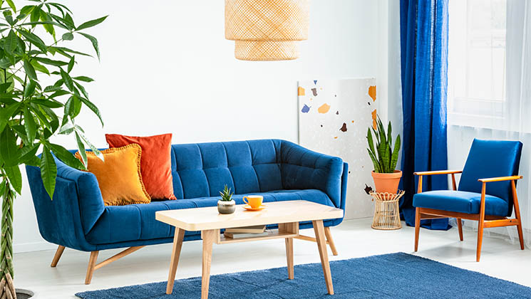 Living in rented property doesn't have to mean boring decor - these tips will help to brighten up your rented home