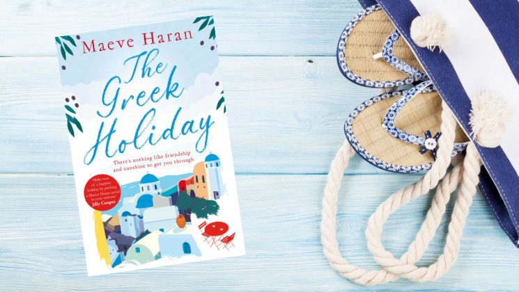 Explore the idyllic Greek island of Kyri with all of its romance and mystery in this fantastic new summer read