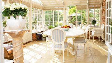 Find out all you need to know about extending your home and adding extra living space with a conservatory