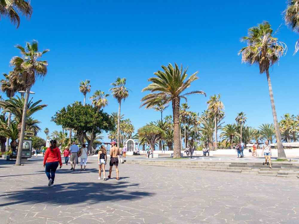 From volcanic beaches to street art, discover some of the best things to do when you're visiting the city of Puerto de la Cruz in Tenerife