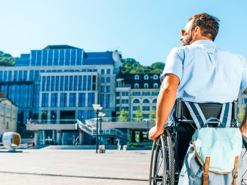 A wheelchair accessible road trip takes a little extra planning - here are our tips on things you need to bear in mind