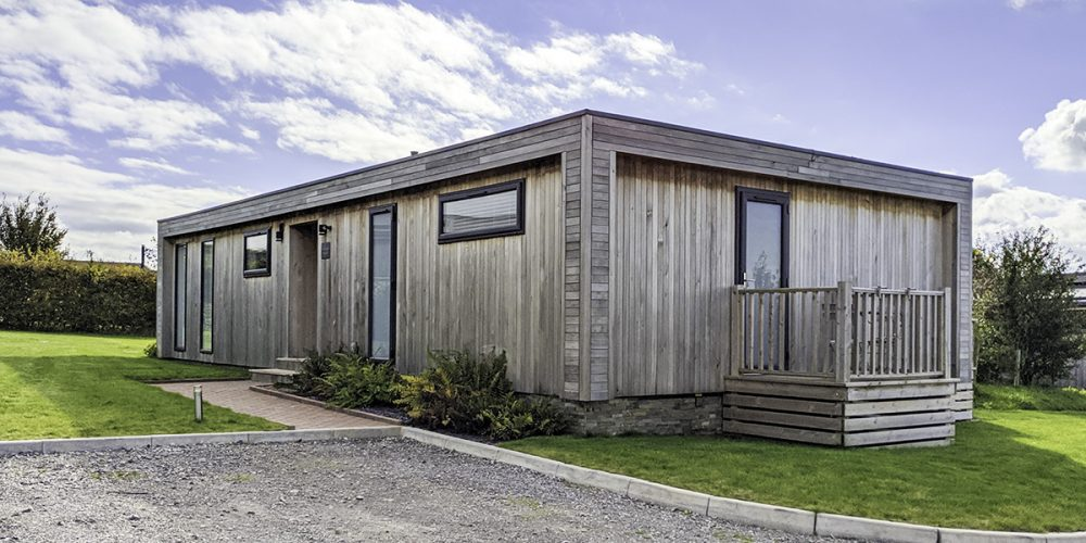Discover the perfect escape from everyday stress in these beautiful luxury eco-lodges in Somerset